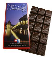 Schokolade | Confiserie Bachmann Lucerne