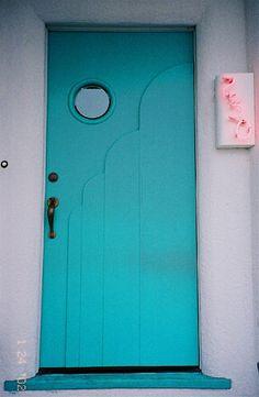 New Deco Door   Flickr - Photo Sharing!