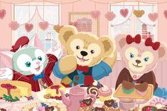 Duffy The Disney Bear, Bear Art, Pooh Bear, Disney Halloween, Original Image, Minnie Mouse, Disney Characters, Fictional Characters, Cartoon