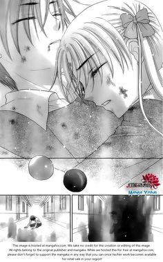 Gakuen Alice- Chapter 164 Natsume x Mikan Forever!!