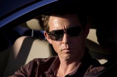 SouthLAnd's Shawn Hatosy (Sammy) rockin' some awesome shades! Celebrity Portraits, Celebrity Pictures, Gorgeous Men, Beautiful People, Shawn Hatosy, Ginger Men, Hottest Redheads, Bad Boys