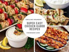 BBQ Chicken Kebab Ideas Perfect For Grilling Season