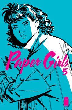 Paper Girls #14 Image NM Comics Book