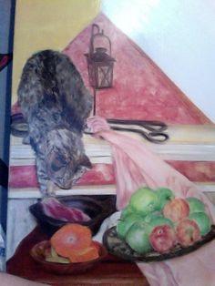 Cat-  Jose Hernandez