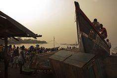 Marcello Bonfanti - Goderich fish market - Sierra Leone - for Vanity Fair