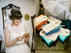 Natural + Romantic Wedding with Macrame Details