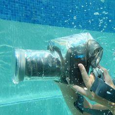 Aquapac Waterproof DSLR Case