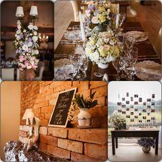 Wedding inspiration - Casamento ao ar livre (Cris e Ro)