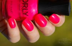 Review & swatches: ORLY Coastal Crush, zomer collectie 2017 – Beautygoddess.nl