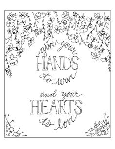 Download Do small things with great love Mother Teresa Quote ...