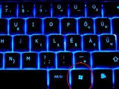 Nagyon kevesen tudják, hogy mire és hogyan használhatjuk a Windows gombot a billentyűzeten. Alt Gr, Computer Keyboard, Internet, Android, App, Microsoft, Rest, Google, Cleaning