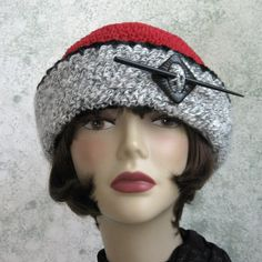 Womens Victorian Style Crochet Hat Pattern With Large Brim