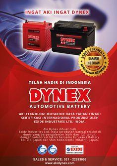 DYNEX Automotive Battery