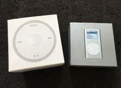 iPod mini boxes