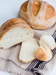 No Knead Bread Recip
