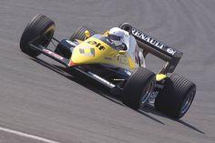 Renault RE40 1979 Formula 1 F1 Car driven by Rene Arnoux, Car number 15
