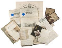Civil War Archive of Brig. Gen. Henry Harnden, 1st Wis. Cav. Captured Jeff Davis, (2008, Historic Americana Auction, Dec 4 & 5)