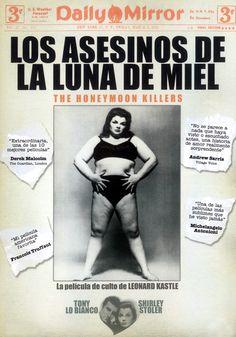 Los asesinos de la luna de miel (1970) EEUU. Dir: Leonard Kastle. Romance. Cine independente. Baseado en feitos reais. Películas de culto - DVD CINE 422