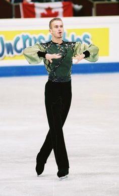 Kevin Van Der Perren  Worlds 2004, FS