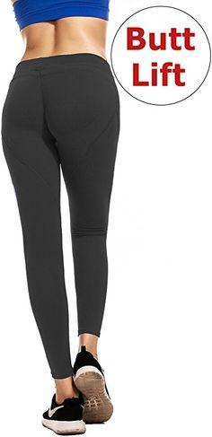 c8d6c490cbdaa8 RUNNING GIRL Sexy Butt Lift Push up Leggings Yoga Pants Shapewear Skinny  Tights(1068Black, M) at Amazon Women's Clothing store:
