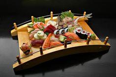 Sushi Sashimi bridge by Pedro Moura Pinheiro, via Flickr