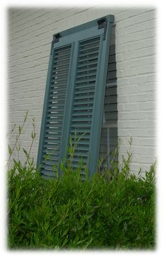 This unique cafe shutters is genuinely a notable style procedure. Cafe Shutters, Outdoor Shutters, House Shutters, Diy Shutters, Interior Shutters, Window Shutters, Bermuda Shutters, Bahama Shutters, California Shutters
