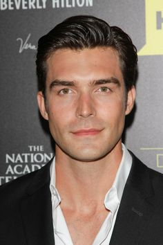 "Ex-Young and Restless Baddie Peter Porte on Ricky: ""He Certainly Was His Mother's Son!"" (Photo by PR Photos)"