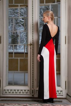 One Shoulder, Shoulder Dress, Backless, Collections, Dresses, Fashion, Vestidos, Moda, Fashion Styles
