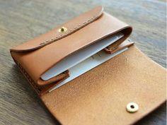 PDF Pattern Small Wallet Card Case