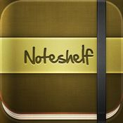 The most beautiful note taking app ever designed for the iPad. Noteshelf is the handwriting note taker that features super natural digital ink, a stunning UI and a comprehensive toolset that will increase the benefits of owning an iPad by leaps and bounds.