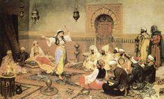 DANZA Y SÉ FELIZ : CULTURA DE LA DANZA ORIENTAL rosa-bellydance.blogspot.com836 × 509Buscar por imagen Emigración musulmana de la Meca a Medina (622) tobilleras estilo indus - Buscar con Google