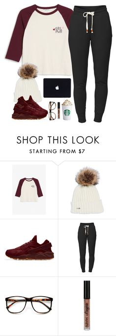 """1367 • ❤GRL PWR"" by cheerstostyle ❤ liked on Polyvore featuring Monki, Lija, ZeroUV and NYX"