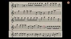 Harry Potter flute sheet music