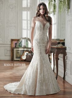 #maggiesottero #weddingdress #thebridalcottage