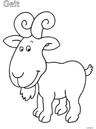 Afbeeldingsresultaat voor geit knutselen Animal Templates, Applique Templates, Applique Patterns, Farm Animals Preschool, Farm Animal Crafts, Art Drawings For Kids, Easy Drawings, Farm Animal Coloring Pages, Wolf