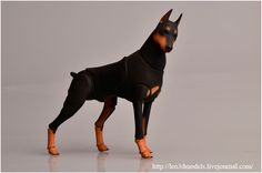 Dobermann new 01 by leo3dmodels on DeviantArt