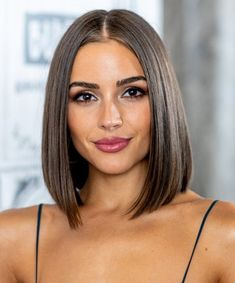 I migliori tagli corti del 2020 - Oltre 20 foto per voi - CapelliStyle bob hairstyles thin fine hair curly bob hairstyles thin fine hair curly for thin hair fine 2020 Medium Bob Hairstyles, Straight Hairstyles, Long Bob Haircuts, Fall Bob Hairstyles, Bob Hairstyles Brunette, Brunette Bob Haircut, Kids Girl Haircuts, Wedding Hairstyles, Summer Haircuts