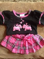Build A Bear Clothes Bear Clothing, Build A Bear Outfits, Teddy Bear Clothes, Beanie Boos, Lps, Teddy Bears, Monster High, Sewing Ideas, Amber