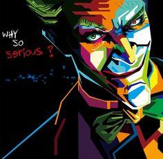Joker- Why So Serious?