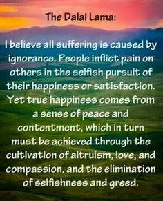 Dalai Lama #quotes