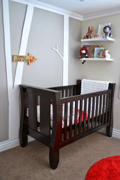 Little Red - A Fairytale Nursery