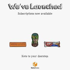 From @ketokrate Launch day is here!  Visit our website to get one of 200 founding subscriptions  #keto #ketomeals #lchf #lowcarb #highfat #atkins #bestdietever #whatdiet #fatisfuel #ketogenic #kcko #eatfatloseweight #lowcarbhighfat #ketosis #ketocooking #lowcarbcooking #lowcarbliving #ketoliving #ketofoods #xxketo #ketodiet #ketodinner #weightloss #lifestylechange #ketofitguide #ketofitchallenge