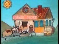 """♪♫♪""""Je most a příkop a přes vodu v něm si žába skáče tam a sem, inu, hloupá žába nic víc neumí. Neví, že to v blátě klouže. Teď jí hlava kouká z louže... - Michal Rygl - Google+ Cabin, House Styles, Outdoor Decor, Google, Audio, Cabins, Cottage, Wooden Houses"""