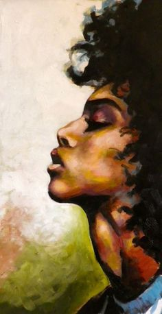 View Thomas Saliot's Artwork on Saatchi Art. Find art for sale at great prices from artists including Paintings, Photography, Sculpture, and Prints by Top Emerging Artists like Thomas Saliot. Thomas Saliot, African American Art, African Art, African Women, Natural Hair Art, Natural Beauty, Wow Art, Afro Art, Black Women Art