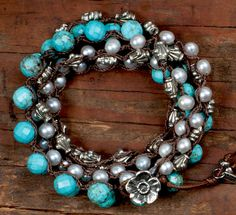 Love Heals Alva Turquoise Bracelet