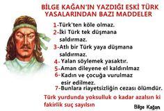 Bilge Kağan diyor ki Turkish People, The Turk, Islamic Teachings, Meaningful Quotes, Nostalgia, History, Sayings, Memes, Instagram Posts