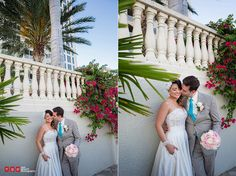 wedding photography at westin cape coral
