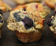 Blueberry Ricotta Muffins Recipe