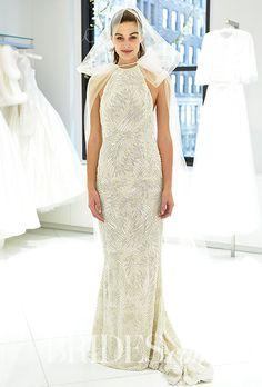 Brides: Randi Rahm Wedding Dresses - Fall 2017 - Bridal Fashion Week