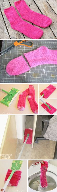 Cleaning pads come with hefty prices these days, and we all know you only get to use them once, so the question is – why not make your own Swiffer cleaning pad that you can wash and reuse countless times?